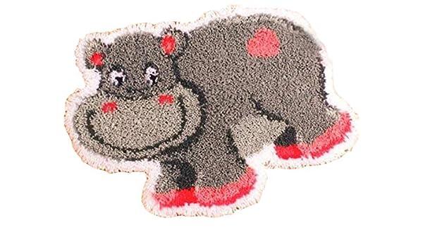 crocheted elephant pillow. Pattern from Ira Rott | Crochet ... | 350x600