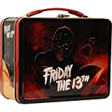 Friday the 13th Retro Metal Lunch Box Style 2