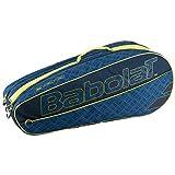 BABOLAT Club Classic Azul/Amarillo 6Pack Bolsa