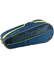 Babolat - Club Line Racket Holder X6 Classic Tennistasche (blau/gelb)