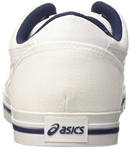 Bianco Gimnasia Hombre Aaron Zapatillas Blanco para de Asics qpwTxHn
