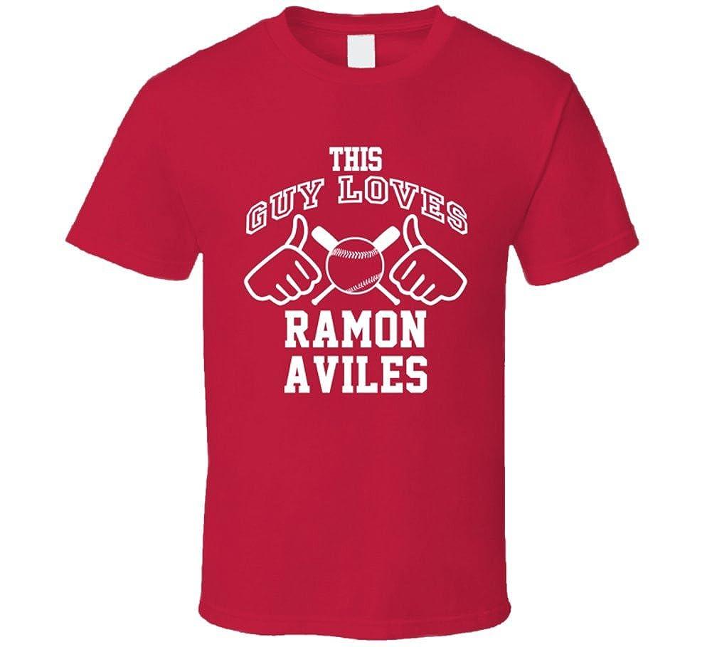 Amazon.com: This Guy Loves Ramon Aviles Philadelphia ...