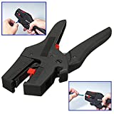 Wire Stripped Tool Self Adjusting KangTeer DIY Automatic Insulation Wire Cutter Range 0.08-6mm With Tool For Copper Auminum Wire Crimping Tool
