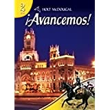Amazon Com Avancemos Student Edition Level 2 2018 Spanish Edition 9780544861220 Houghton Mifflin Harcourt Books
