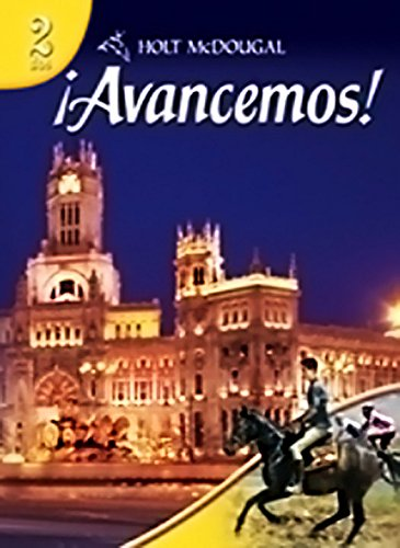 Holt Mcdougal Avancemos Level 2 Dos Spanish And English Edition Reading Length