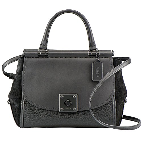Coach by Women's Drifter Carryall Handbag (Black)