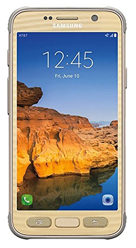 Click to buy Samsung Galaxy S7 Active G891A 32GB Unlocked GSM Shatter,Dust and Water Resistant Smartphone w/ 12MP Camera (AT&T) - Sandy Gold - From only $685