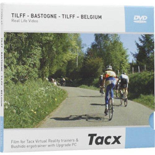 Tacx Fortius I-Magic RLV HD Tilff Bastogne Tilff - Belgium DVD by Tacx (Tacx Dvd)