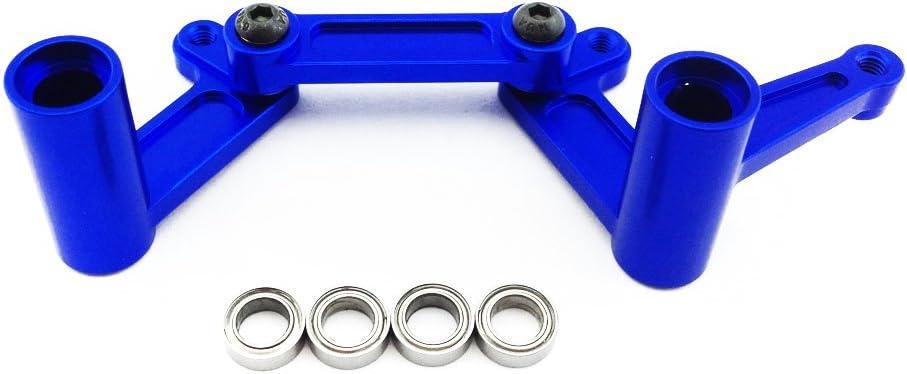 1:10 RC Model Car Aluminum Steering Bellcrank Set for   Slash 4x4