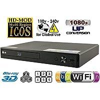 LG BPM-35 Region Free Blu-ray Player