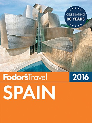 How to travel practically anywhere ebook array amazon com fodor u0027s spain 2016 full color travel guide ebook rh fandeluxe Choice Image