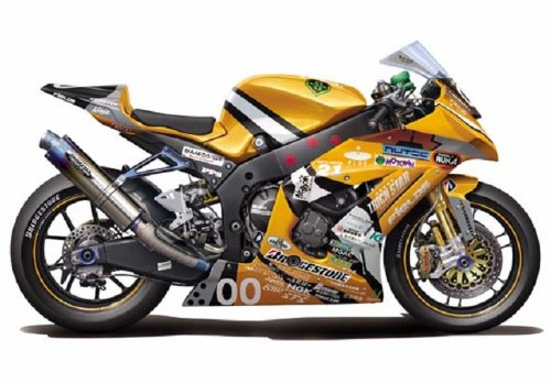 1/12 BIKE series SPOT Eva RT Unit zero trickster Kawasaki ZX-10R 2012 Suzuka 8 like (japan import) Fujimi BIKE-SP