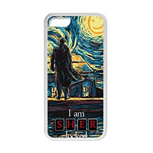 SHENQI Starry Fall (Sherlock) Cell Phone Case for iphone 5c iphone 5c