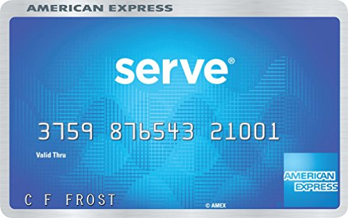 Amazon.com: American Express Serve®: Credit Card Offers