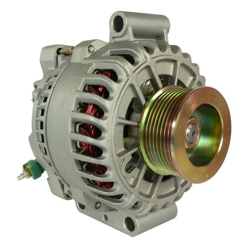 DB Electrical AFD0106 New Alternator For Ford E Van 04 05 06 07 08 09 10 2004 2005 2006 2007 2008 2009 2010, 6.0L 6.0 Diesel Ford F150 F250 F350 ()