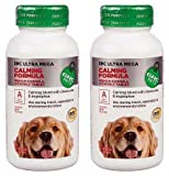 GNC Pets Ultra Mega Calming Formula - All Dogs - Beef Flavor 180 chewable