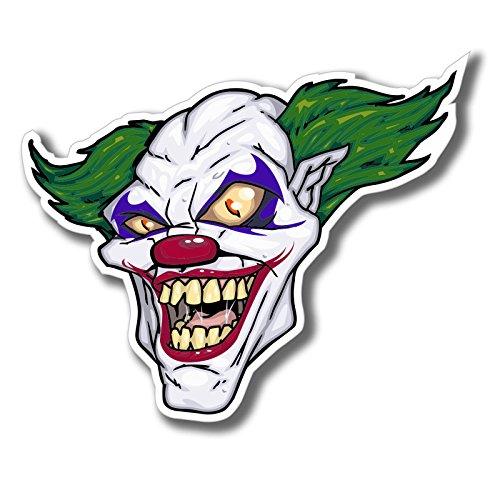 2 x Evil Clown