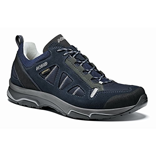 Asolo Megaton GV Hiking Shoe - Men's - 9 - Blueberry/Night Blue ()