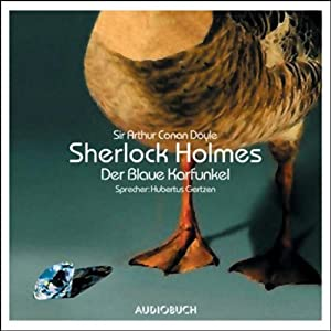 Sherlock Holmes. Der blaue Karfunkel Hörbuch