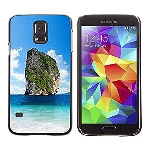 Be Good Phone Accessory // Dura Cáscara cubierta Protectora Caso Carcasa Funda de Protección para Samsung Galaxy S5 SM-G900 // Kistler views