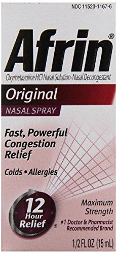 Afrin 12 Hour Nasal Spray - 8