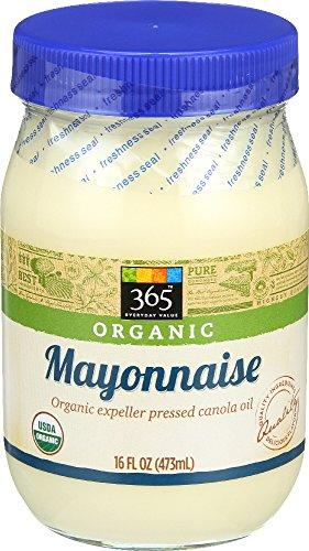 Kosher Mayonnaise - 365 Everyday Value, Organic Mayonnaise, 16 oz