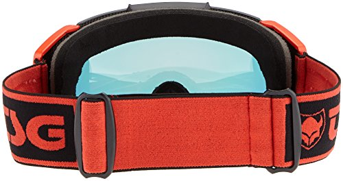 unique block TSG Masque One vermell taille Lunettes xXIFXqa
