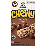 Quaker Chewy Chocolate Chip Granola Bars, Peanut