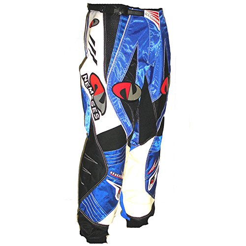 Nemeses Duna Pantalon de cross/enduro Bleu Taille 44