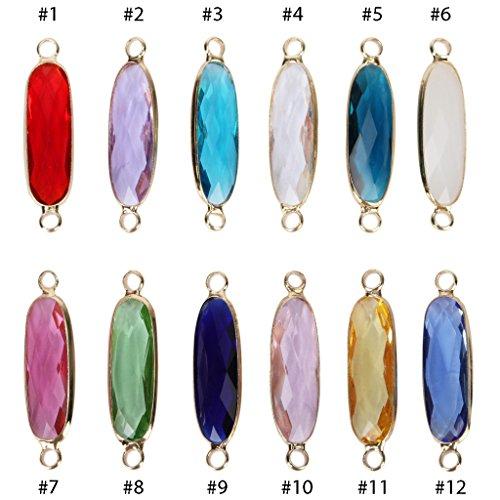 7mm May Birthstone Earrings - 7