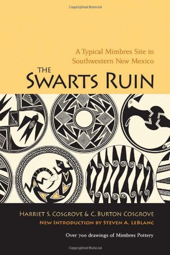 The Swarts Ruin: A Typical Mimbres Site in Southwestern New Mexico, With a new Introduction by Steven A. LeBlanc (Papers of the Peabody Museum) (Southwestern Mosaic)