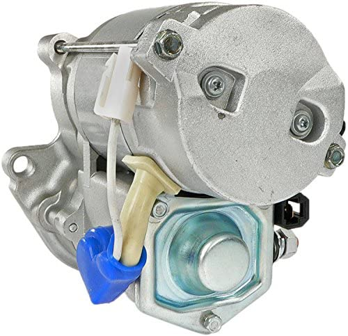 NEW STARTER FITS KUBOTA SUB COMPACT TRACTOR BX22 D905E-BX DIESEL 228000-6321