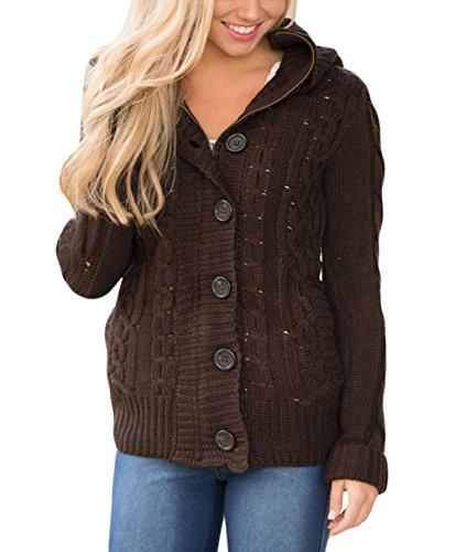 Fleece Long Sleeve Cardigan - 6