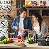 Premium Knife Sharpening Stone Set – 400/1000 and