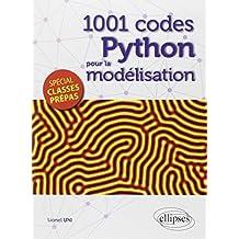 1001 Codes Python Pour la Modelisation: Special Classes Prepas
