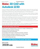 3D CAD with Autodesk 123D: Designing for 3D