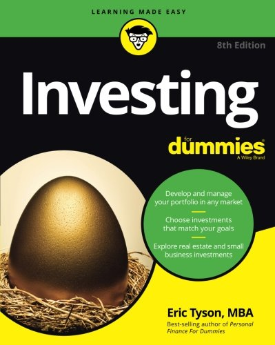 Investing For Dummies, (For Dummies Series)