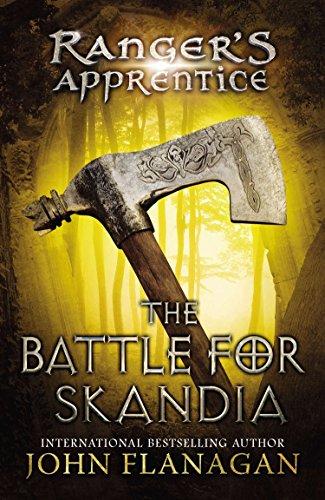 The Battle for Skandia: Book Four (Ranger's Apprentice) Paperback – January 8, 2009
