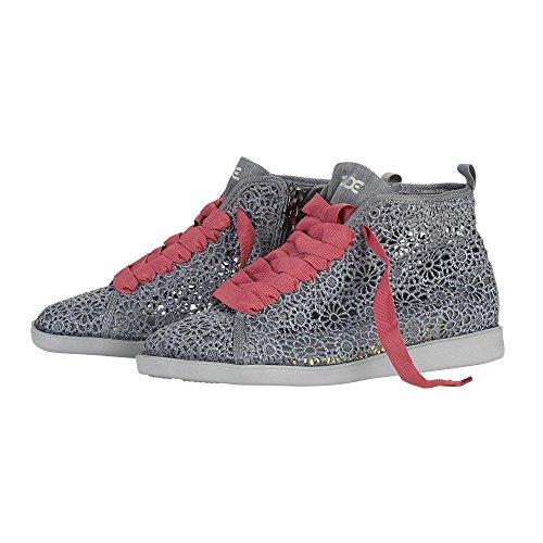 Macrame Grey Joux Dude La Shoes Women's nX7xqx1f