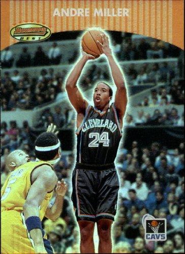 2000 Bowman's Best Basketball Card (2000-01) #26 Andre Miller Near Mint/Mint