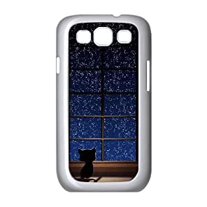 Bright stars in the sky Case Cover Best For Samsung Galaxy S3 KHRN-U553269