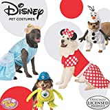 Rubie's Disney: Frozen 2 Olaf Pet Costume, Medium
