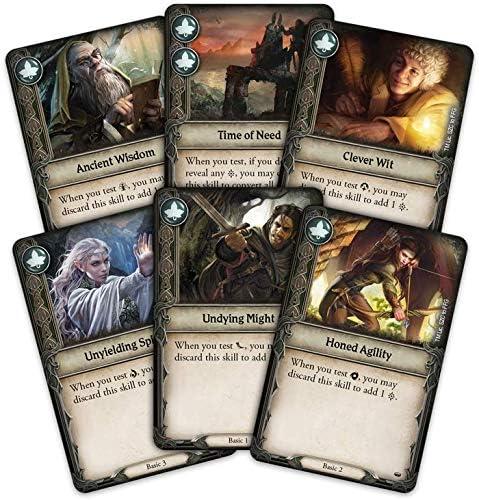 Juego de mesa Fantasy Flight Games Lord of the Rings: Journeys in Middle-Earth , color/modelo surtido: Amazon.es: Juguetes y juegos
