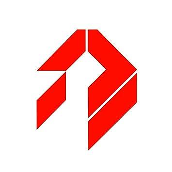 Amazon Siva Logo From Destiny 2 Video Gamevinyl Stickers Symbol