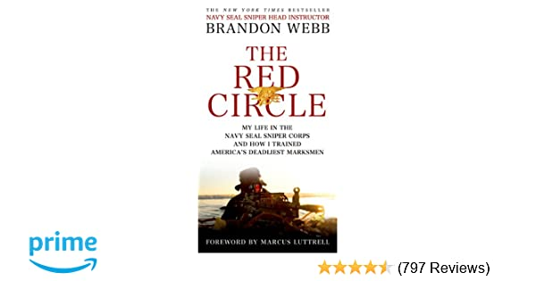 Amazon com: The Red Circle: My Life in the Navy SEAL Sniper