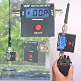 REDOT 1050A Mini Digital VHF UHF UV SWR Power Meter for Yaesu FT 120W
