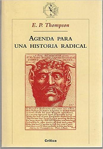 Agenda para una historia radical (Historia y Teoría): Amazon ...