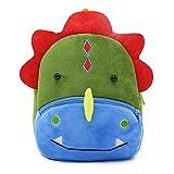 Abshoo Plush Dinosaur Girls Toddler Backpack For Boys Preschool Bookbags
