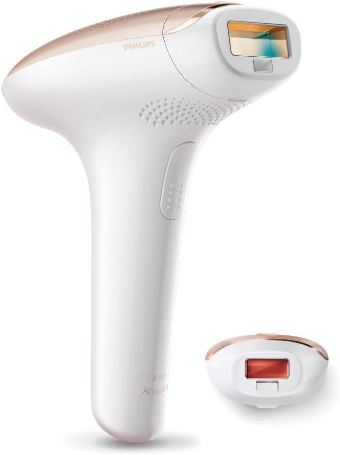 Philips Lumea Advanced SC1997/00 - Sistema de depilación de luz pulsada, color blanco: Amazon.es: Salud y cuidado personal