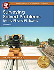 Get your Surveyor Reference Manual index at ppi2pass.com/downloads.Detailed Solutions for FS and PS Exam-Like ProblemsSurveying Solved Problems for the FS and PS Exams Fourth EditionSurveying Solved Problems includes more than 900 prob...